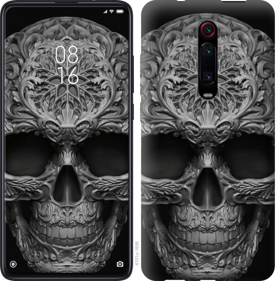 Чехол на Oppo A9 2020 skull-ornament