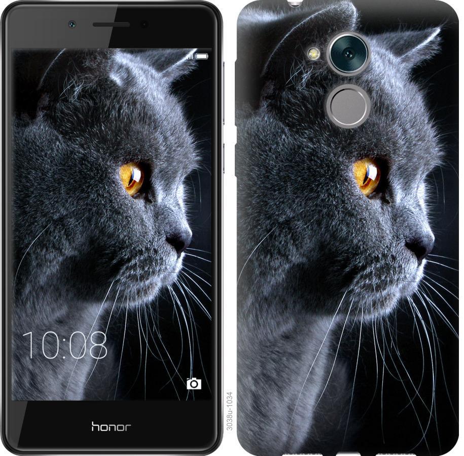 Чехол на Huawei Enjoy 6s Красивый кот