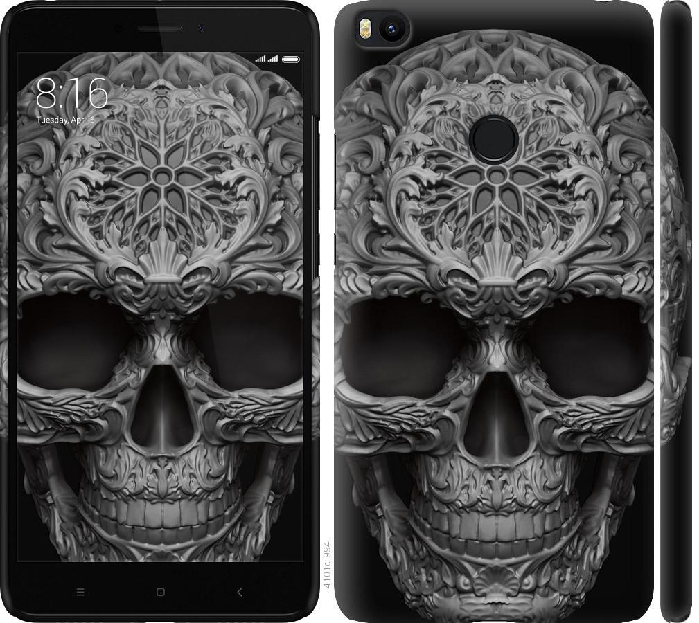 Чехол на Xiaomi Mi Max 2 skull-ornament