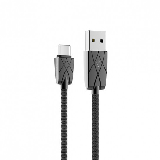 Кабель ROCK (Metal) USB to Type-C