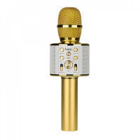 Караоке Микрофон-колонка Hoco BK3 Cool