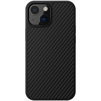 "Карбоновая накладка Nillkin Synthetic Fiber series для Apple iPhone 13 (6.1"")"