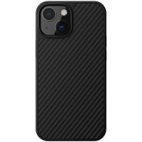 "Карбоновая накладка Nillkin Synthetic Fiber series для Apple iPhone 13 mini (5.4"")"