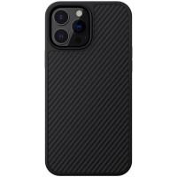 "Карбоновая накладка Nillkin Synthetic Fiber series для Apple iPhone 13 Pro (6.1"")"