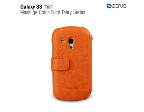 Фото Кожаный чехол Zenus Color Point Diary для Samsung i8190 Galaxy S3 mini на itsell.ua