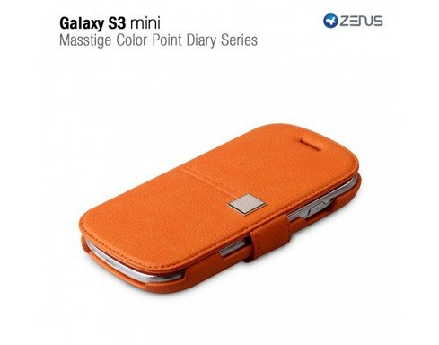 Кожаный чехол Zenus Color Point Diary для Samsung i8190 Galaxy S3 mini на itsell.ua