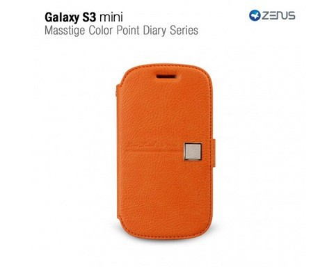Купить Кожаный чехол Zenus Color Point Diary для Samsung i8190 Galaxy S3 mini за 319 грн
