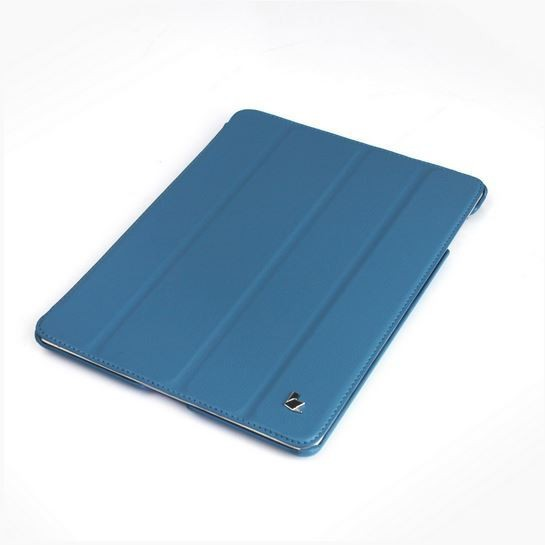 Чехол (книжка) Jison Ultrathin для Apple IPAD 2/3/4 Голубой на itsell.ua