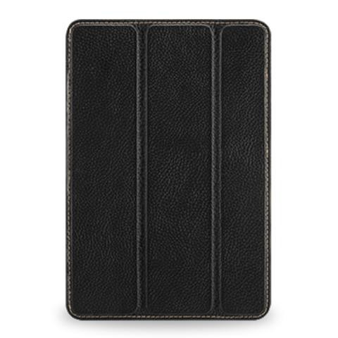 Фото Кожаный чехол (книжка) TETDED для Apple IPAD mini/Apple iPad mini (Retina)/Apple IPAD mini 3 Черный / Black на itsell.ua
