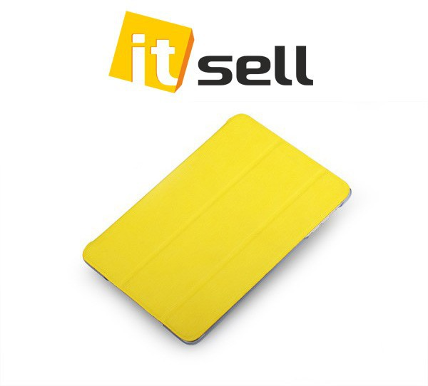 Фото Чехол (книжка) Rock Elegant Series для Apple IPAD mini Желтый / Yellow в магазине itsell.ua