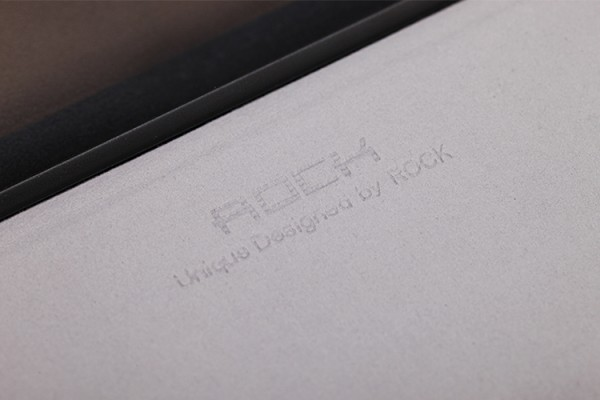Фото Чехол (книжка) Rock Elegant Series для Google Nexus 7 New Черный / Black на itsell.ua