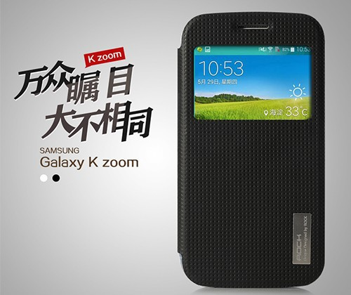 Фото Чехол (книжка) Rock Elegant Series для Samsung C115 Galaxy S5 ZOOM на itsell.ua