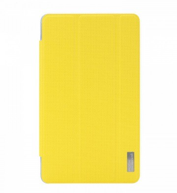 Фото Чехол (книжка) Rock Elegant Series для Samsung Galaxy Tab Pro 8.4 Желтый / Yellow на itsell.ua