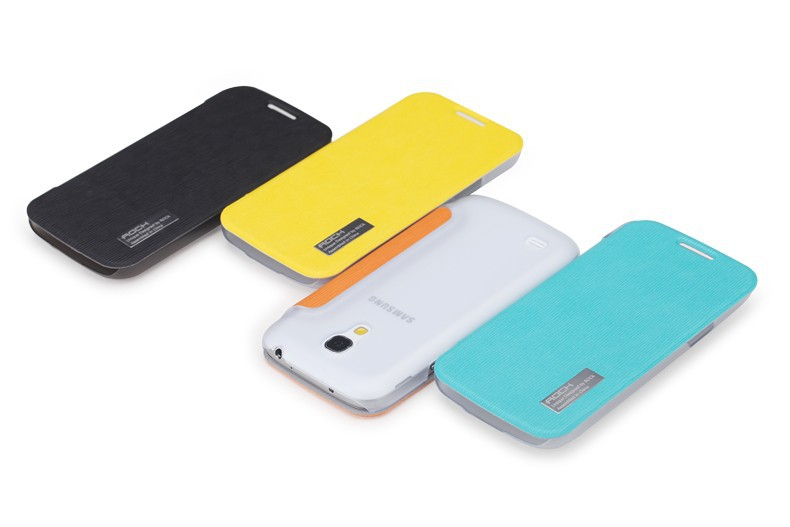Купить Чехол (книжка) Rock Elegant Series для Samsung i9192/i9190/i9195 Galaxy S4 mini за 249 грн