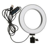 Кільцева лампа LiveStream 16см без власника, на тринозі