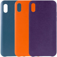 "Кожаный чехол AHIMSA PU Leather Case (A) для Apple iPhone XS Max (6.5"")"