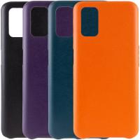 Кожаный чехол AHIMSA PU Leather Case (A) для Oppo A72