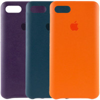 "Кожаный чехол AHIMSA PU Leather Case Logo (A) для Apple iPhone 7 / 8 / SE (2020) (4.7"")"