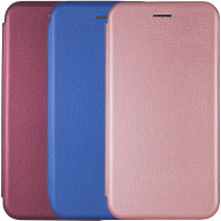 Кожаный чехол (книжка) Classy для Oppo A15s / A15