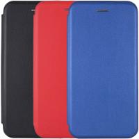 Кожаный чехол (книжка) Classy для Oppo A72
