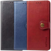 Кожаный чехол книжка GETMAN Gallant (PU) для Samsung Galaxy A72 4G / A72 5G