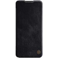 Кожаный чехол (книжка) Nillkin Qin Series для Samsung Galaxy A42 5G