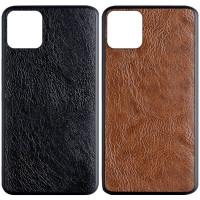 "Кожаный чехол PU Retro classic для Apple iPhone 12 mini (5.4"")"
