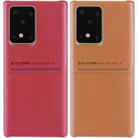 Шкіряна накладка G-Case Cardcool Series для Samsung Galaxy S11 Plus