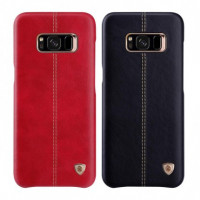Кожаная накладка Nillkin Englon Series для Samsung Galaxy S8 (G950)