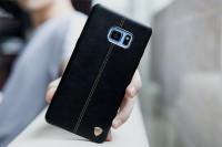 Шкіряна накладка Nillkin Englon Series для Samsung Galaxy Note Fan Edition (N935)