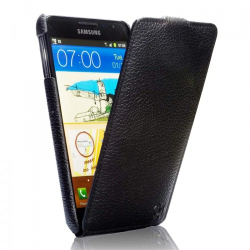 Купить Кожаный чехол Issentiel Tradition Ultra Slim для Samsung Galaxy Note GT N7000 за 449 грн