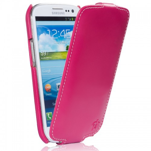 Купить Кожаный чехол Issentiel Prestige Collection для Samsung Galaxy S3 I9300 за 199 грн
