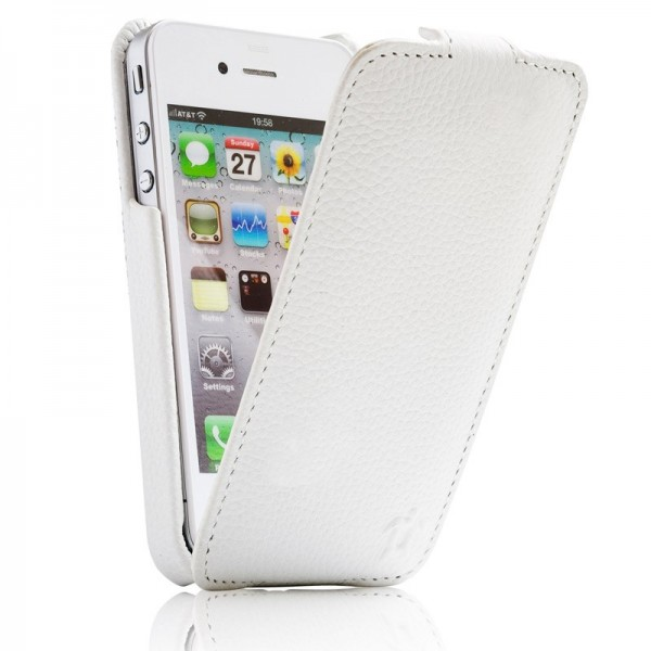 Кожаный чехол Issentiel Prestige Ultra Slim Collection для Apple Iphone 4/4s