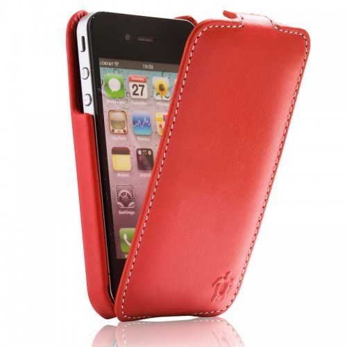 Купить Кожаный чехол Issentiel Prestige Ultra Slim Collection для Apple Iphone 4/4s за 449 грн