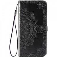 Кожаный чехол (книжка) Art Case с визитницей для Samsung Galaxy A20 (A205F)