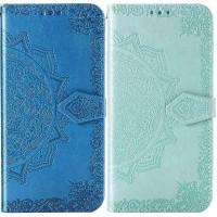 Кожаный чехол (книжка) Art Case с визитницей для Samsung Galaxy A30s