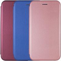 Кожаный чехол (книжка) Classy для Samsung Galaxy A20 (A205F)