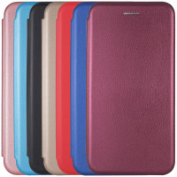 Кожаный чехол (книжка) Classy для Xiaomi Redmi Note 5 Pro / Note 5 (DC)