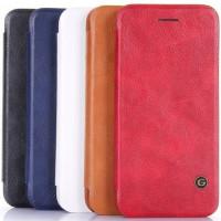 Кожаный чехол книжка G-Case Vintage Business Series для Samsung Galaxy A70 (A705F)