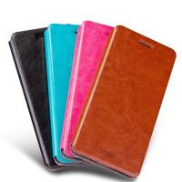 Кожаный чехол (книжка) MOFI Rui Series для Nokia 7