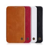 "Кожаный чехол (книжка) Nillkin Qin Series для Apple iPhone XR (6.1"")"