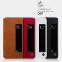 Кожаный чехол (книжка) Nillkin Qin Series для Huawei Mate 10 Pro
