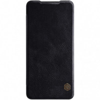 Кожаный чехол (книжка) Nillkin Qin Series для Huawei P30