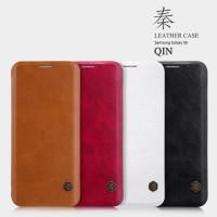 Кожаный чехол (книжка) Nillkin Qin Series для Samsung G950 Galaxy S8