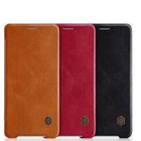 Купить Кожаный чехол (книжка) Nillkin Qin Series для Sony Xperia XZ2