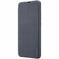 Кожаный чехол (книжка) Nillkin Sparkle Series для Huawei Honor View 20 / V20