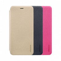 Кожаный чехол (книжка) Nillkin Sparkle Series для Xiaomi Mi 5c