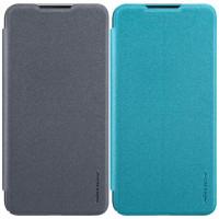 Кожаный чехол (книжка) Nillkin Sparkle Series для Xiaomi Mi A3