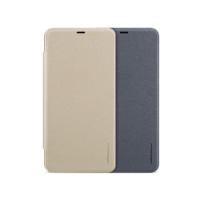 Шкіряний чохол (книжка) Nillkin Sparkle Series для Xiaomi Pocophone F2