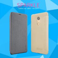Кожаный чехол (книжка) Nillkin Sparkle Series для Xiaomi Redmi 5
